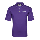 Under Armour Purple Performance Polo-Airbus Helicopters
