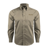 Red House Tan Long Sleeve Shirt-Airbus Helicopters