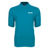 Teal Easycare Pique Polo-Airbus Helicopters