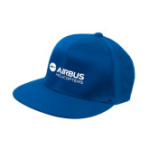 Royal OttoFlex Flat Bill Pro Style Hat-Airbus Helicopters