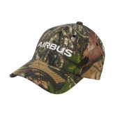 Mossy Oak Camo Structured Cap-Airbus