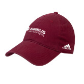 Adidas Cardinal Slouch Unstructured Low Profile Hat-Airbus Helicopters