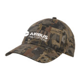 Oilfield Camo Structured Hat-Airbus Helicopters