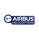 Small Magnet-Airbus Helicopters, 6 inches wide
