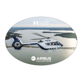 Large Magnet-H145 Over Bridge, 8.5 inches wide