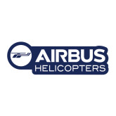 Large Magnet-Airbus Helicopters, 12 inches wide