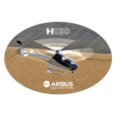Extra Large Magnet-H120 Over Farmland, 12 inches wide
