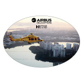 Extra Large Magnet-H175 Over City Shore, 12 inches wide