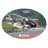 Extra Large Magnet-EC120 Over Airport, 18 inches wide