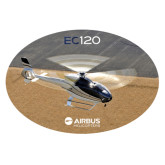 Extra Large Magnet-EC120 Over Farmland, 18 inches wide