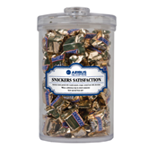 Snickers Satisfaction Large Round Canister-Airbus Helicopters