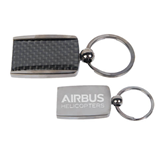 Corbetta Key Holder-Airbus Helicopters Wordmark Engraved
