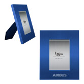 Royal Brushed Aluminum 3 x 5 Photo Frame-Airbus Engraved