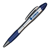 Silver/Blue Blossom Pen/Highlighter-Airbus Helicopters