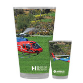 Full Color Glass 17oz-H125 Over Grass