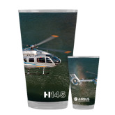 Full Color Glass 17oz-H145 Over Water