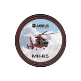 Round Coaster Frame w/Insert-MH-65 In Clouds