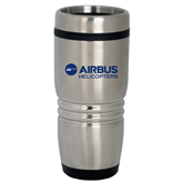 Rolling Ridges Silver Stainless Tumbler-Airbus Helicopters