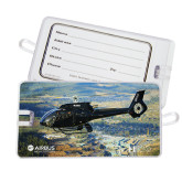 Luggage Tag-H130 Over Mountain Valley