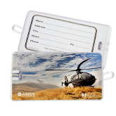 Luggage Tag-H135 On Ground