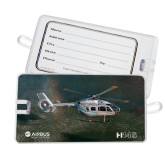 Luggage Tag-H145 Over Water