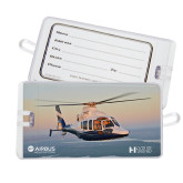 Luggage Tag-H155 Over Shoreline