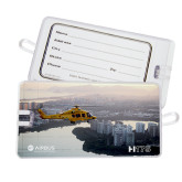 Luggage Tag-H175 Over City Shore