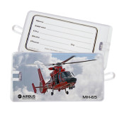 Luggage Tag-MH-65 In Clouds