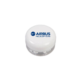White Peppermint Plastic Jar-Airbus Helicopters