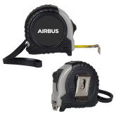 Journeyman Locking 10 Ft. Silver Tape Measure-Airbus