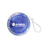 Light Up Blue Yo Yo-Airbus Helicopters