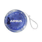 Light Up Blue Yo Yo-Airbus