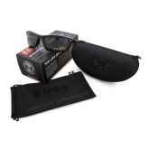Under Armour Zone 2.0 Storm Black Sunglasses-Airbus Helicopters
