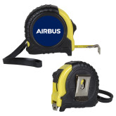 Journeyman Locking 10 Ft. Yellow Tape Measure-Airbus