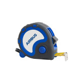 Frontier Locking Blue 25 Ft. Tape Measure-Airbus
