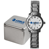 Mens Stainless Steel Fashion Watch-Airbus Helicopters