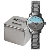 Mens Stainless Steel Fashion Watch-H120 Over Trees