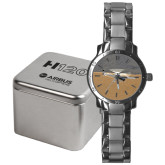 Mens Stainless Steel Fashion Watch-H120 Over Farmland