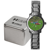 Mens Stainless Steel Fashion Watch-H125 Over Grass