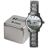 Mens Stainless Steel Fashion Watch-H145 Over Bridge