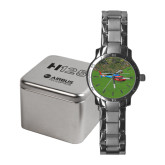 Ladies Stainless Steel Fashion Watch-H125 Over Grass