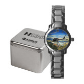 Ladies Stainless Steel Fashion Watch-H130 Over Mountain Valley