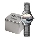 Ladies Stainless Steel Fashion Watch-H175 Over City Shore