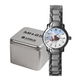 Ladies Stainless Steel Fashion Watch-MH-65 In Clouds