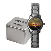 Ladies Stainless Steel Fashion Watch-MH-65 Sunset