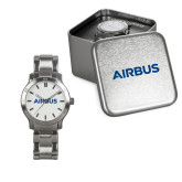 Ladies Stainless Steel Fashion Watch-Airbus
