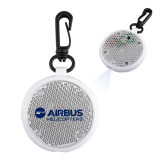 Clear Round Flashing Reflector Light-Airbus Helicopters