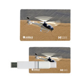 Card USB Drive 4GB-H120 Over Farmland