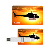 Card USB Drive 4GB-H125 Sunset