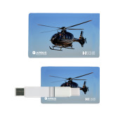 Card USB Drive 4GB-H135 In Sky